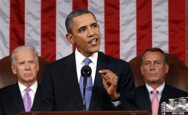 For Obama, Jobs Bill is a No-brainer