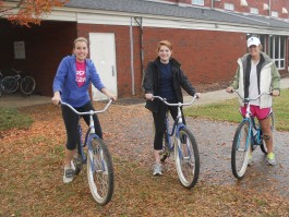Making PC a Better Place: One Bike at a Time