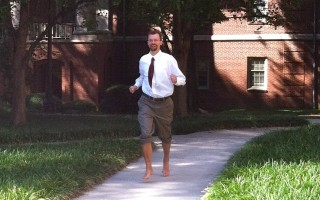 The Barefoot Prof.