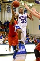 Sophomore Eric Washington