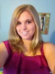 Freshman Kathryn Howe