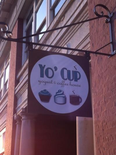 YoCup Arrives in Clinton