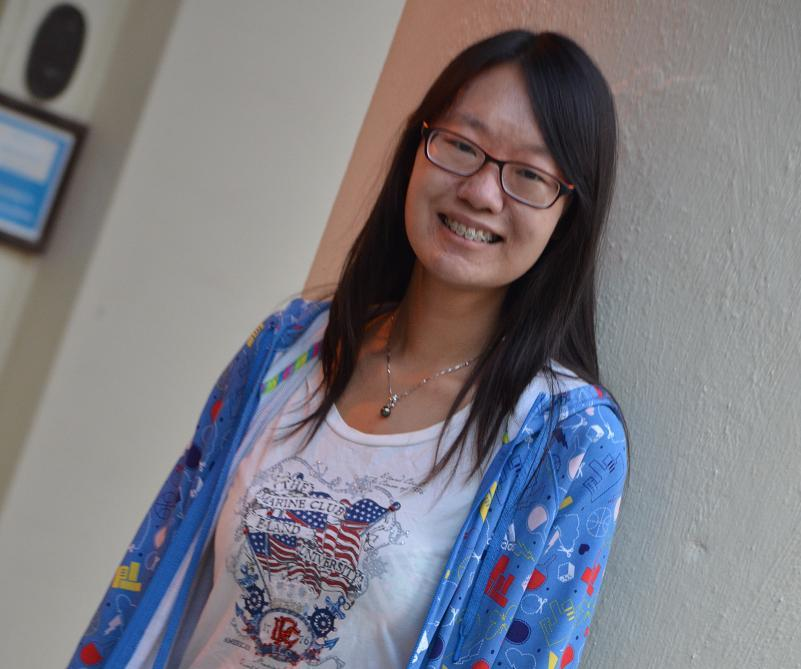 A New Face on Campus: Yiran Liu
