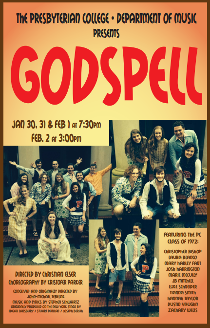 What is this Godspell we've been hearing about?