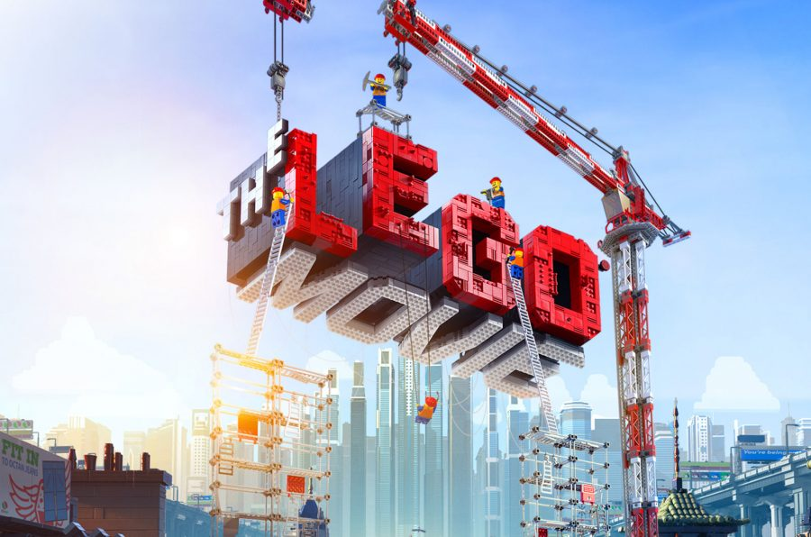 Movie Review: The Lego Movie