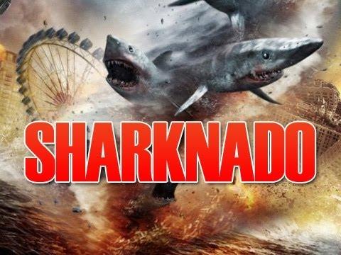 Netflix Review Series: Sharknado