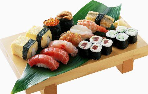 Sushi bar to come to GDH