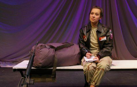Kimberly's Flight: A play to honor PC graduate