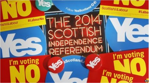 Scotland and the UK: No means No! Or does it?