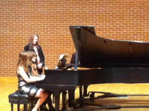 PC Pianists Shine at PianoMania