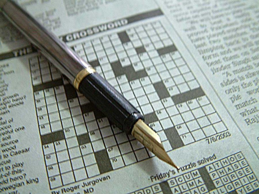 The+BlueStocking+Crossword