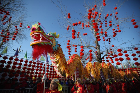 Chinese New Year comes to PC's campus