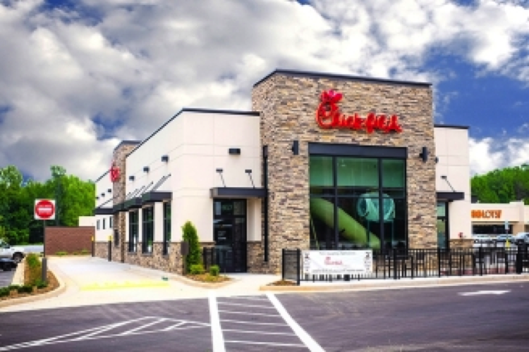 Chick-fil-A now in Laurens!
