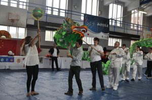 dragon dance intl day