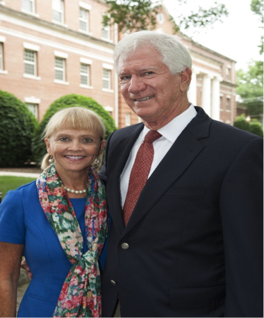 An Interview with Pres. Staton and his wife