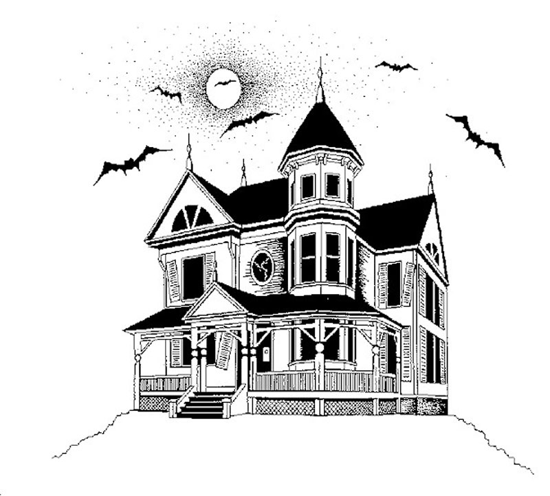 Photo credit: http://www.thetalonshs.com/wp-content/uploads/2014/10/haunted-house.jpg