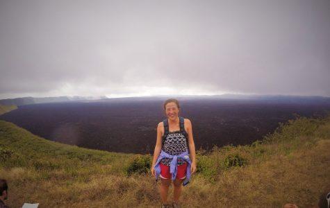 PC students abroad: Ecuador and Galapagos