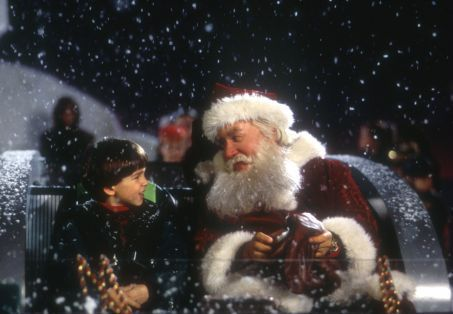 Movies to put one in the Holiday Spirit