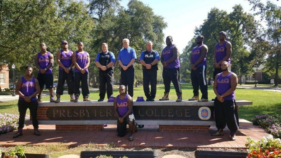 Photo courtesy of Omega Psi Phi