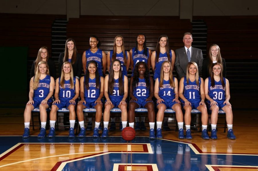Photo courtesy of Presbyterian College Athletics