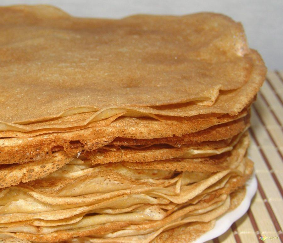 Crepes, which originate in the Brittany region of France, will be one of the many dishes served at International Day.