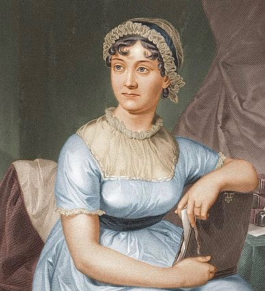 Jane Austen, who lived from 1775 to 1817.