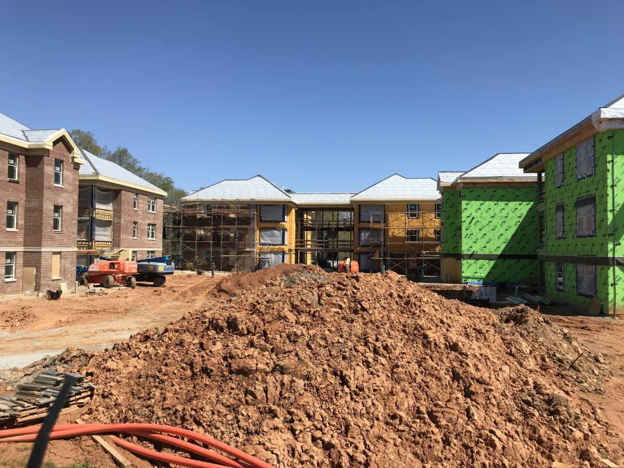 The Progression of PC's New Senior Housing