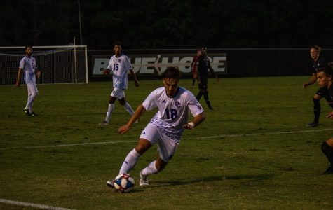 Blue Hose Men's Soccer vs. Furman