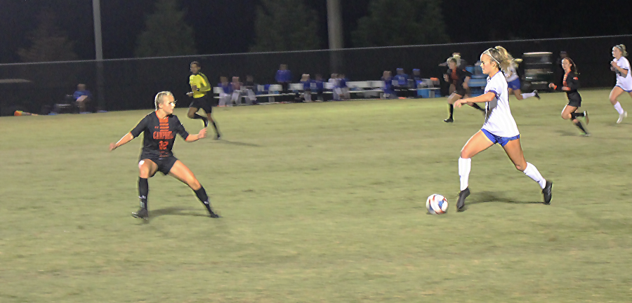 Women's Soccer vs. Campbell