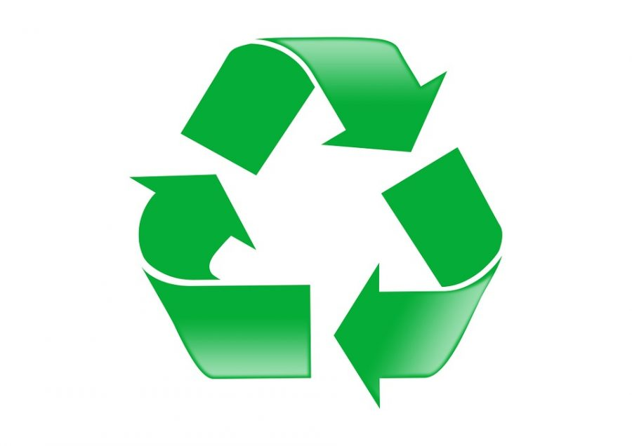 Recycling bins coming to campus