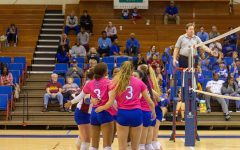 PC's Volleyball vs. Winthrop on October 25