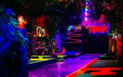 Neon Mini Golf to light up campus