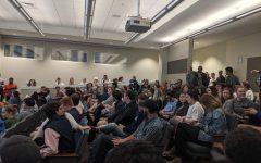 Campus Climate Survey talk raises temperatures on campus