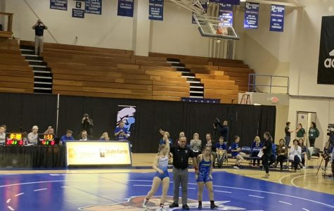 PC Hosts First Home NCAA Division I Women's Wrestling Match