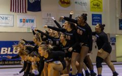 Navigation to Story: Acrobatics and Tumbling's makes history with first meet in NCAA Division I