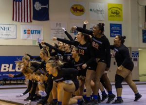 Acrobatics and Tumbling's makes history with first meet in NCAA Division I