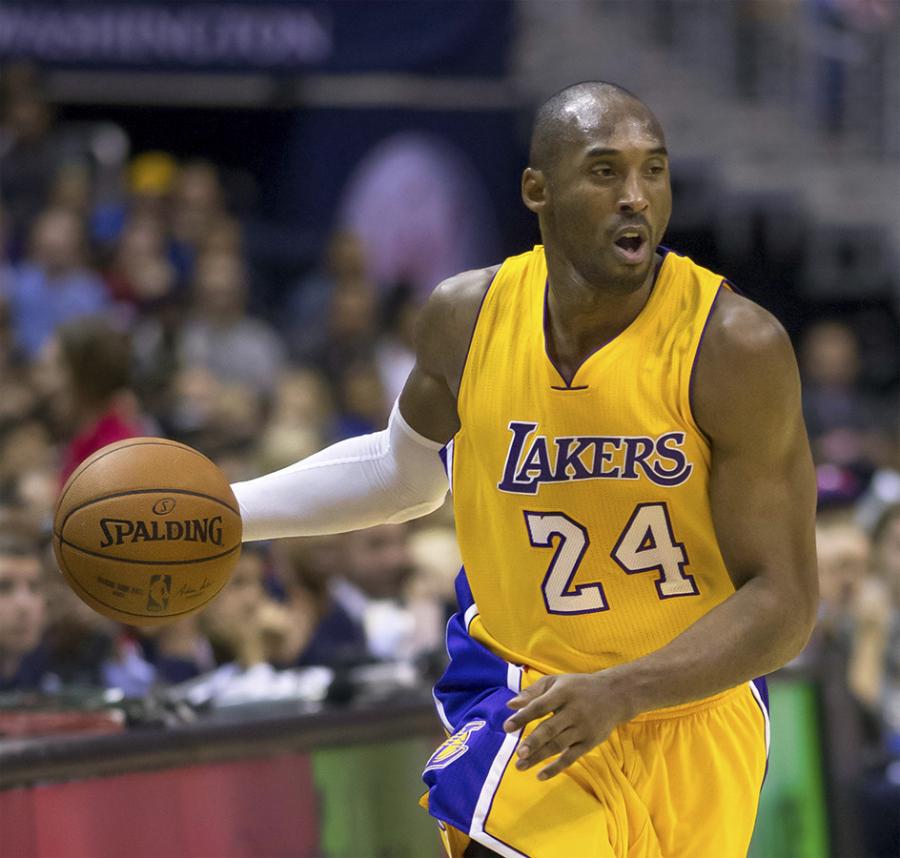 Legends Live Forever: Kobe Bryant