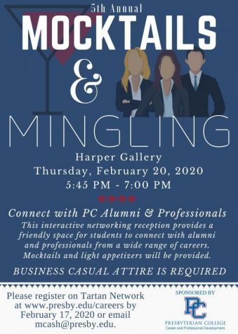 Come and Network at Mocktails and Mingling