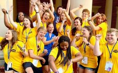Applications to become an Orientation Leader are out!