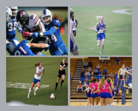 PC Student Athletes Respond to the Big South Suspending Fall Sports