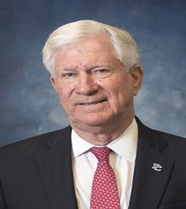President Bob Staton will be stepping down from his position in December 2020.