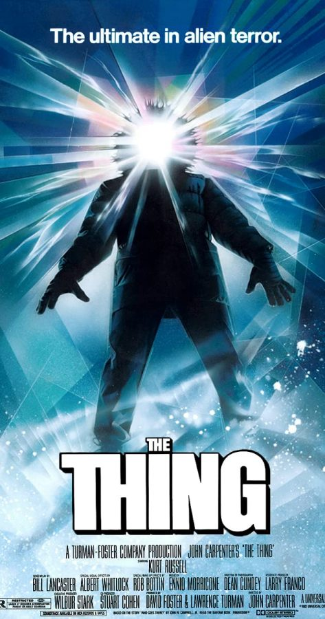 The Thing was released in 1982 and has gained a large cult following.