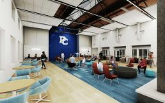Navigation to Story: PC Students Give Their Thoughts on the New Springs Student Center